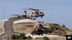Боевые вертолеты турецкой армии (архивное фото)