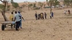 Mali: Sobane da dankarili, Bangiangara marala, Oumar Guindo ni djamana fanga gnemo danka toun be a kene kan.