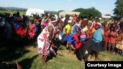 Sangano rePlaform For Youth Development Rocherechedza Zuva reMadzimai Riri Kumamisha ekuChipinge