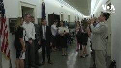Українські дні в Конгресі США: про що представники української діаспори говорили з конгресменами. Відео