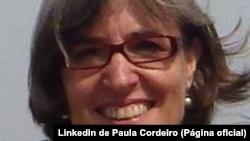 Paula Cordeiro, arquitecta da Câmara de Bruxelas