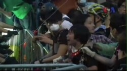 Biểu tình ở Hồng Kông thưa dần, Trung Quốc quyết không nhượng bộ