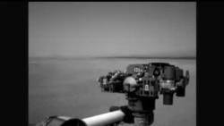 """2012-08-22 美國之音視頻新聞: """"好奇號""""準備在火星表面行進"""