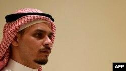 Salah satu putra Jamal Khashoggi, Salah Khashoggi, di Jeddah, 16 November 2018. (Foto: dok).