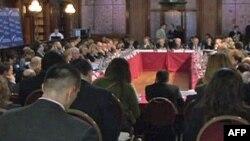 Okrugli sto u Briselu o korupciji i organizovanom kriminalu