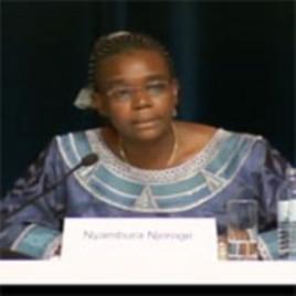 Rev. Nyambura Njoroge, World Council of Churches