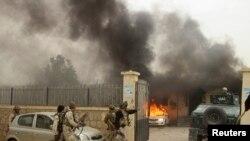Abajejwe umutekano muri Afuganistani ahabereye igitero mu ntara ya Kunduz