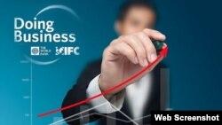 Báo cáo thường niên 'Doing Business' của Ngân hàng Thế giới tăng hạng Việt Nam do cải thiện trong môi trường đầu tư.