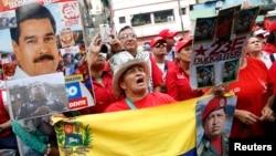 Nicolás Maduro celebró la caída del dictador venezolano Marcos Pérez Jiménez.