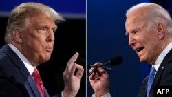 UMnu. Joe Biden loMongameli Donald Trump