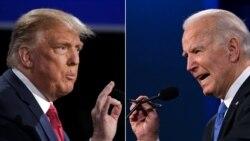 အထက္လႊတ္ေတာ္ ထိန္းခ်ဳပ္ေရးအတြက္ အေရးႀကီးတဲ႔ ေရြးေကာက္ပြဲ Joe Biden နဲ႔ Donald Trump တို႔ သြားေရာက္မဲဆြယ္မည္