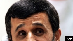 Tổng thống Iran Mahmoud Ahmedinejad
