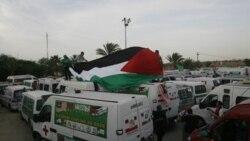 مصر از ورود فعالان ایرانی به نوار غزه جلوگیری می کند