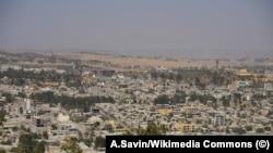 Mji wa Mekele, eneo la Tigray, Ethiopia