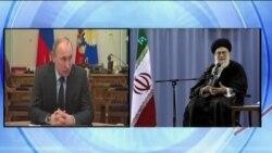 مسکو از برنامه پوتین برای دیدار با خامنهای خبر داد