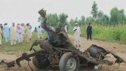 巴基斯坦客車被炸14人遇難