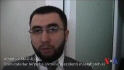 Prezident maslahatchisi: Qrim tatarlari huquqlari tiklanishi kerak