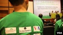 Forum Focuses on Sustainable Cambodia