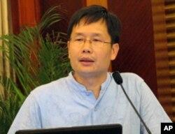 中國人民大學教授周業安