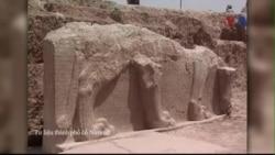 Nhà nước Hồi giáo san bằng di sản văn hóa Nimrud của Iraq