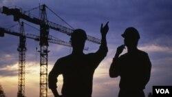 La pérdida de empleos afectó el sector industrial, el de la construcción y los comercios minoristas.