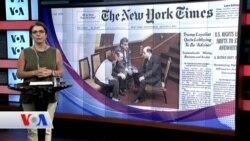 2 Ağustos Amerikan Basınından Özetler
