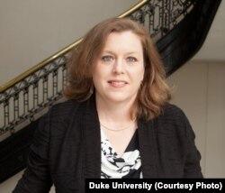 Duke University political scientist Kristin Goss sees growing coordination among gun control activists.
