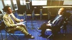 美國之音獨家專訪香港公民黨主席梁家傑