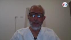Epidemiólogo nicaragüense Leonel Argüello