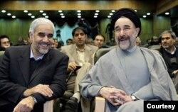 محسن مهرعلیزاده در دولت خاتمی تا حد یک معاون رئیس جمهوری ارتقاء یافت. عکس: رسانههای ایران.