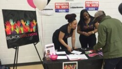 Tổ chức Black Girls Vote giúp nâng cao nhận thức về bầu cử của giới trẻ nữ