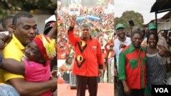 No Kwanza Sul UNITA acusa MPLA desmente - 1:39