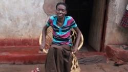 Anna Lungisani Praises Donors