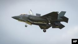 جنگنده های اف-۳۵ از پیشرفته ترین جت های جنگی جهان خوانده شده است