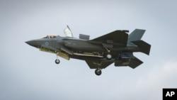 ABŞ-ın F-35 döyüş təyyarəsi