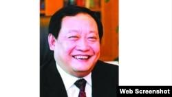 浙江广厦集团创始人、董事局名誉主席楼忠福被中纪委带走 (网络截图)