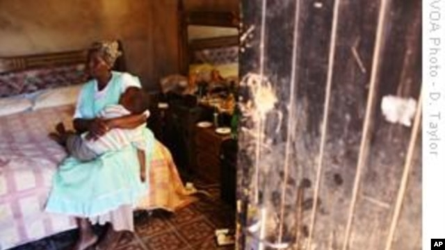 HIV-infected mother, Cynthia Mkhize, was fortunate to get the drugs that prevented her from transmitting the virus to her son, Bongamusa