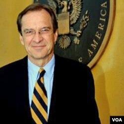 David Ensor je funkciju direktora Glasa Amerike preuzeo u junu 2011
