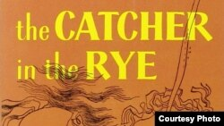 The books - classics such as JD Salinger's The Catcher in the Rye and Toni Morrison's Beloved - are part of a scavenger hunt hosted by the District of Columbia Public Library. (Courtesy photo)