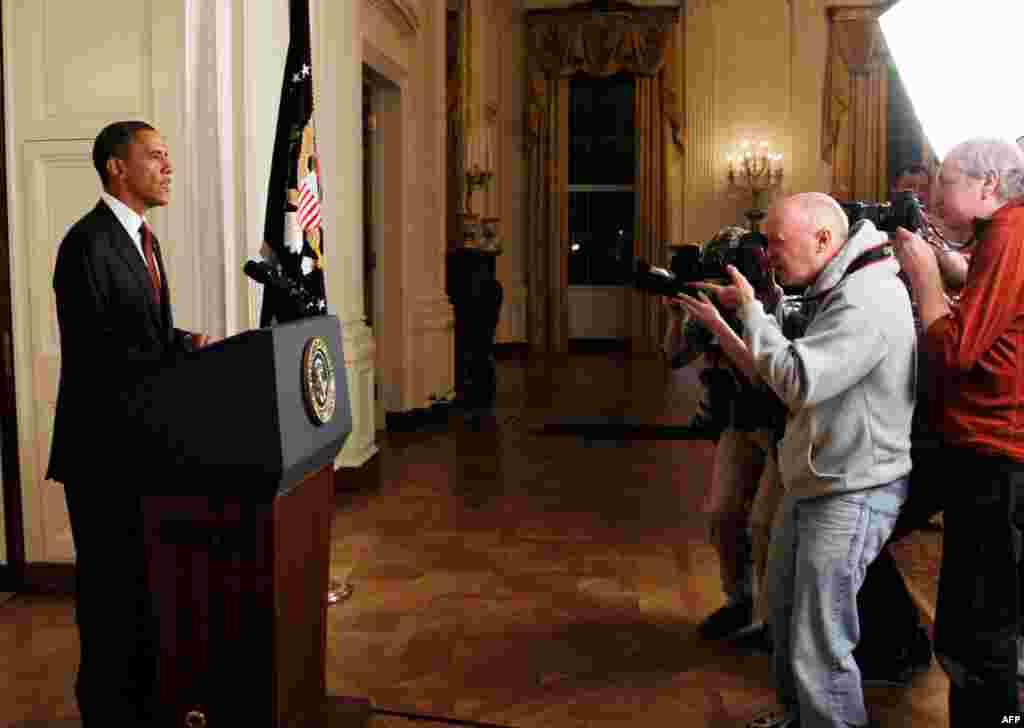 1 мая 2011 года Барак Обама объявил об уничножении Усамы бин Ладена