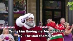 Ông già Noel da đen