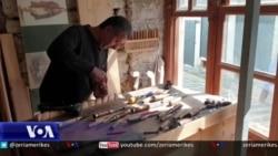 Gjirokastër, Artizanët në mbijetesë nga pandemia