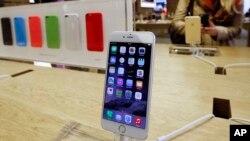 Britain Apple iPhone