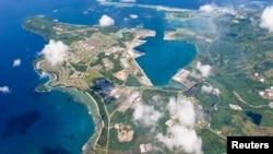 关岛美国海军基地(2006年9月20日)