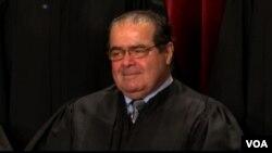 Hakim Agung Antonin Scalia meninggal dunia dalam usia 79 tahun minggu lalu (foto: dok).
