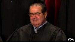 Hakim Agung Antonin Scalia meninggal dunia dalam usia 79 tahun, 13 Februari 2016 lalu (foto: dok).