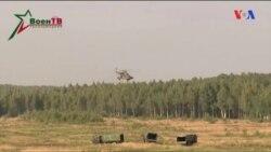 Moskvanın keçirdiyi hərbi təlimlər narahatlıqlara səbəb olub