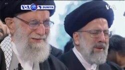 VOA60 DUNIYA: Shugaban addinin kasar Iran Ayatollah Ali Khamenei ya jagoranci addu'o'in da aka gudanar yau litinin don Qassem Soleimani