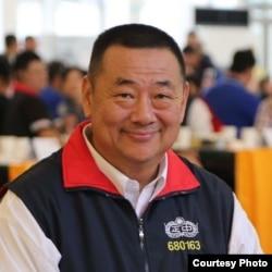 台湾中华战略学会研究员张竞博士