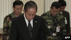 Južnokorejski ministar odbrane u ostavci